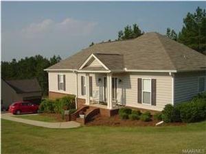Alabama Real estate - Property in WETUMPKA,AL